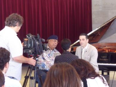 Vallina Cuba Clásica - Entrevista para TV3