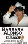 Bárbara Alonso en Cubaocho