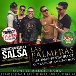 Los Conquistadores de la Salsa en Las Palmeras