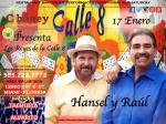Hansel y Raúl en Ciboney Cuban Restaurant
