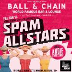 Spam Allstar en Ball & Chain