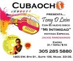 Tony D Leon en Cubaocho