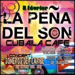 Lo Soneros del caribe en Cubaila Café
