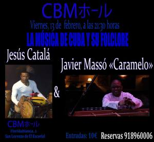 13 feb javier masso y jesus catala