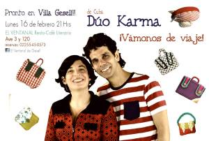 16 feb duo karma