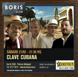 21 feb clave cubana