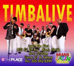 27 feb timbalive