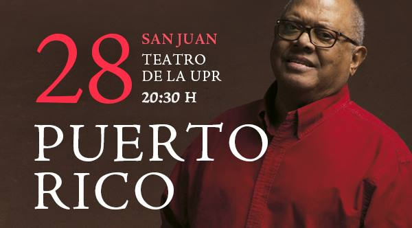 28 de marzo - Gira Renacimiento de Pablo Milanés en San Juan