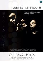 Carlos Sarduy Quartet en Madrid