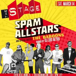 Spam Allstars en Miami