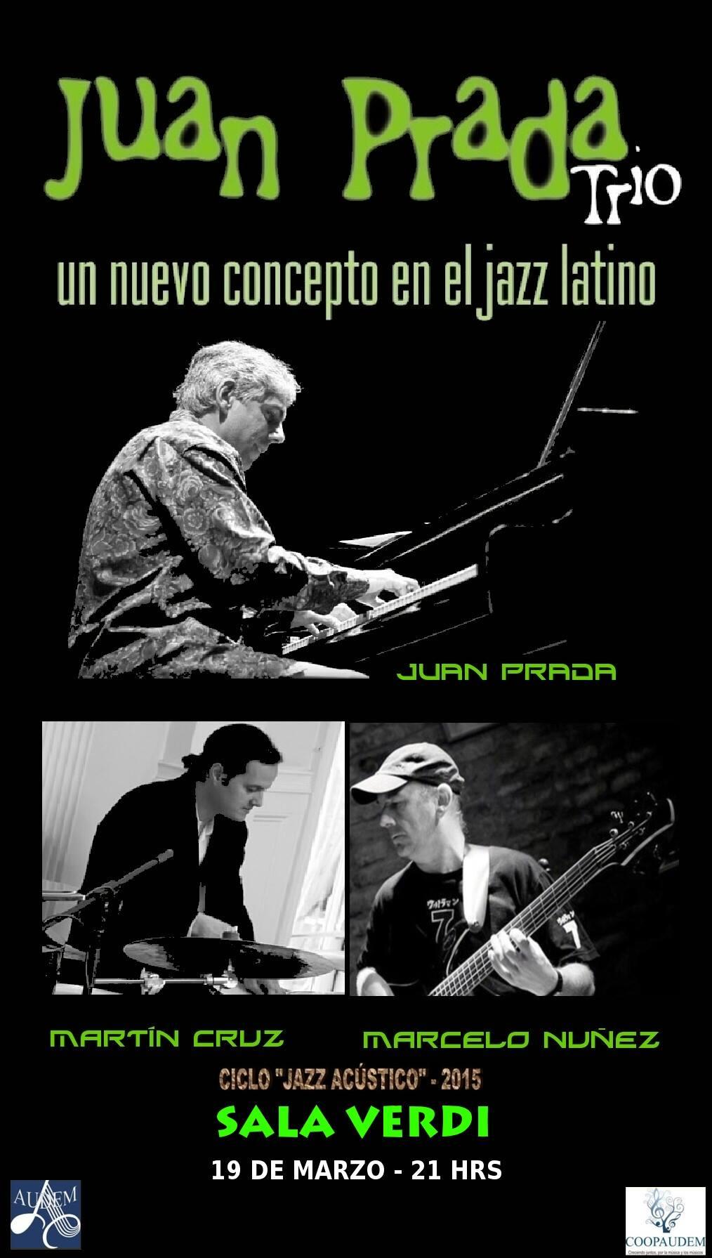 """Concierto en el marco del ciclo """"Jazz Acústico"""" 2015"""