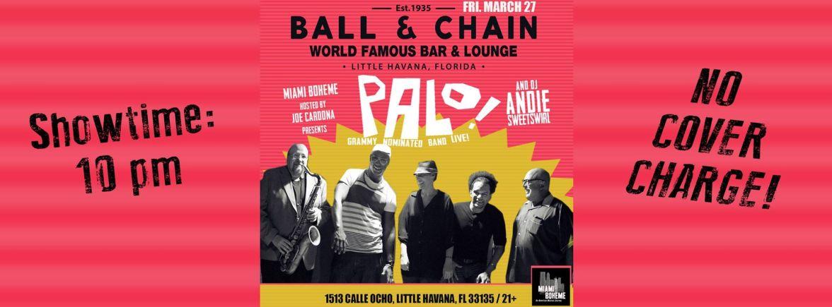 27 de marzo - Palo en Little Havana, Florida