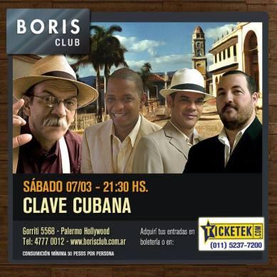 Clave Cubana en Buenos Aires