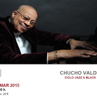 """En el Teatro Circo Murcia, en el marco de su ciclo """"Jazz & Black"""""""