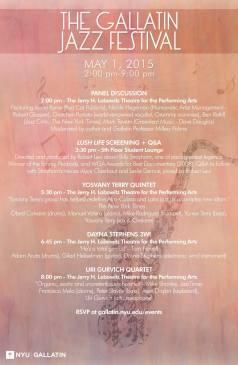 01 de mayo - Yosvany Terry Quintet en The Gallatin Jazz Festival de Nueva York
