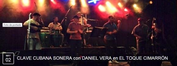 02 de mayo - Clave Cubana en el Toque Cimarrón de San Telmo, Buenos Aires