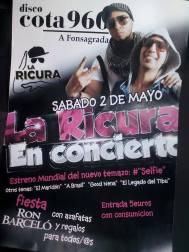 02 de mayo - La Ricura en Cota 960 de Fonsagrada, Lugo