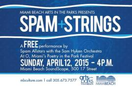 12 de abril - Spam Allstars en Miami Beach, Florida