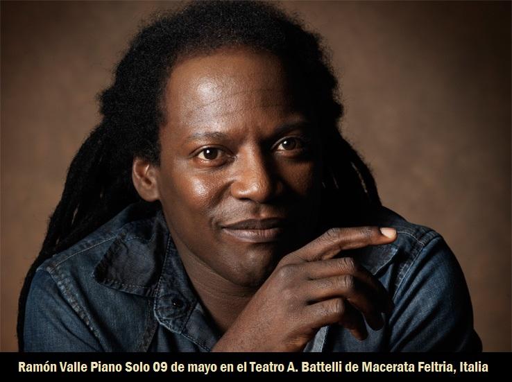 09 de mayo - Ramón Valle en el Teatro A. Battelli de Macerata Feltria
