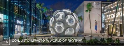 16 de mayo - Conjunto Impacto en el Palm Court de Miami, Florida