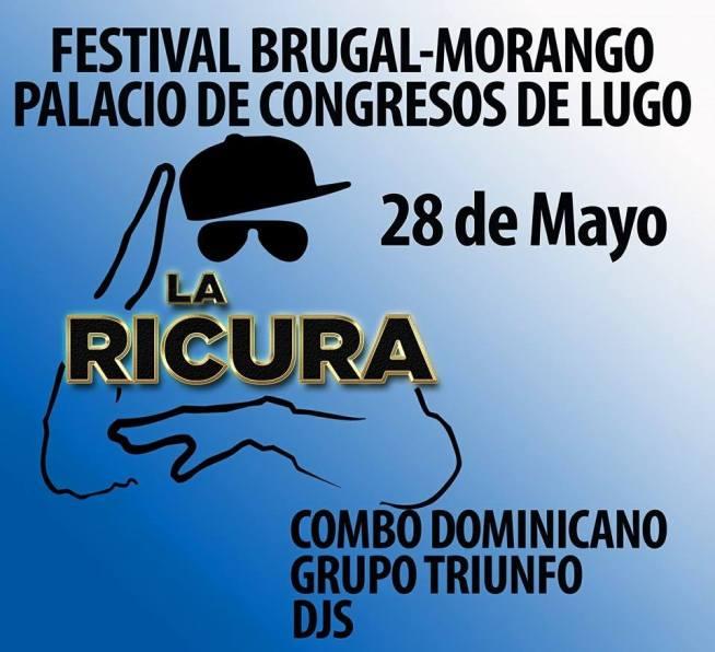 28 de mayo - La Ricura en el Palacio de Congresos de Lugo