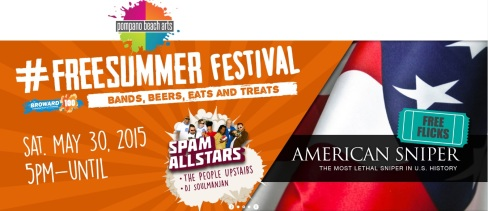 30 de mayo - Spam Allstars en el Pompano Beach Amphitheater de Pompano Beach, Florida