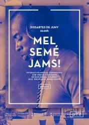 Todos los sábados de junio - Mel Semé en Art'e de Barcelona, Cataluña