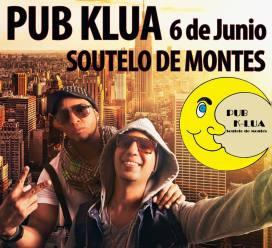 06 de junio - La Ricura en Pub Klua de Soutelo de Montes, Pontevedra