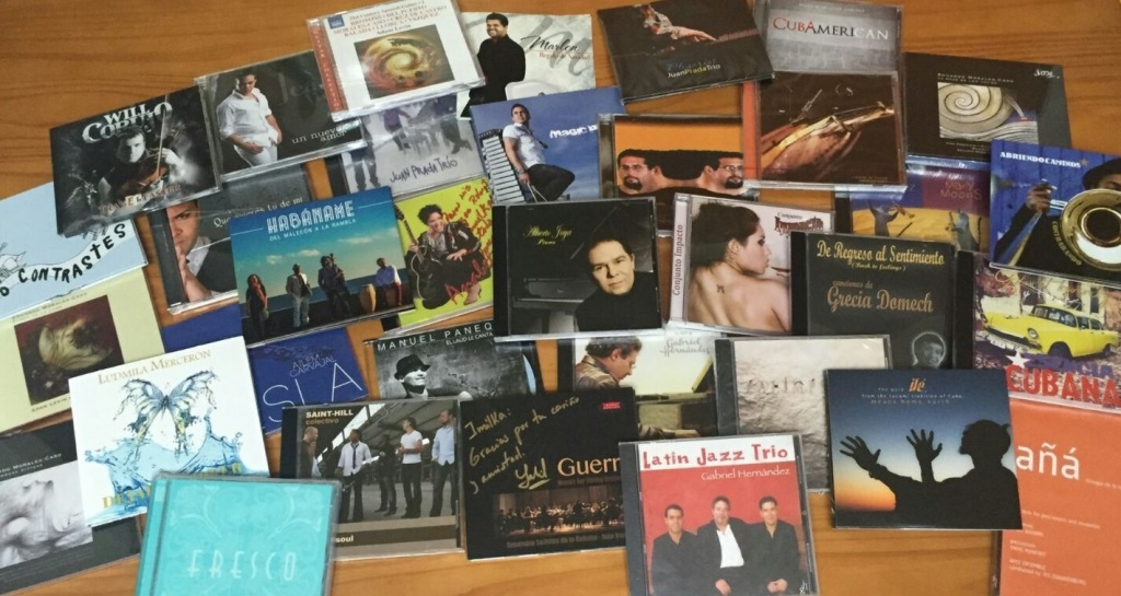 Colección de discos I