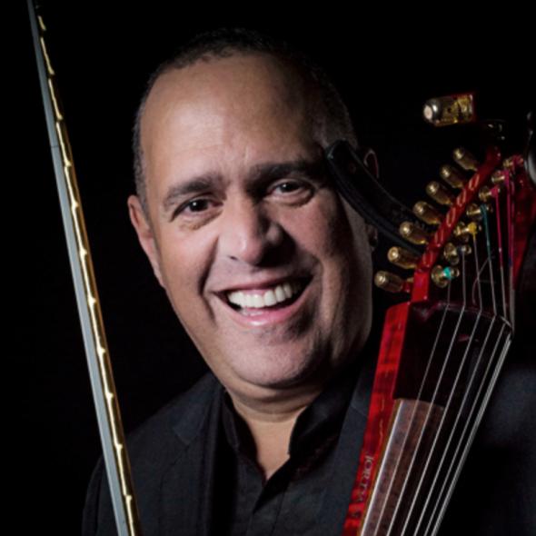 El violinista cubano Alfredo De La Fe