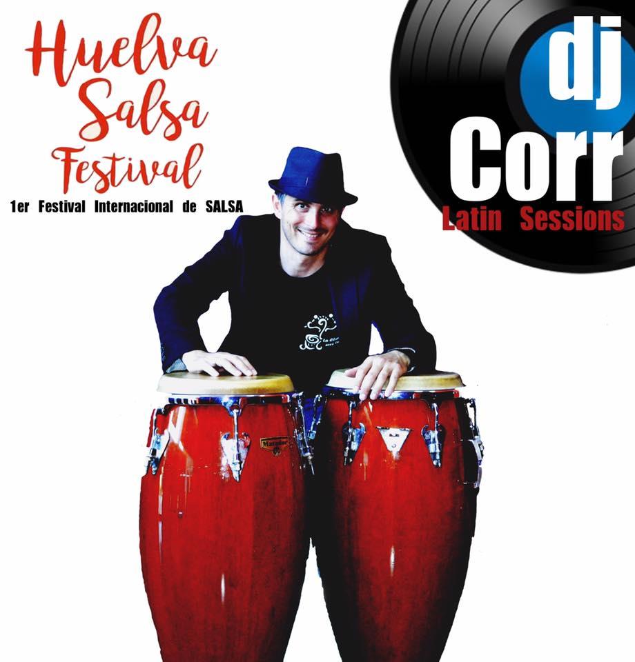 DJ Corr en el Huelva Salsa Festival