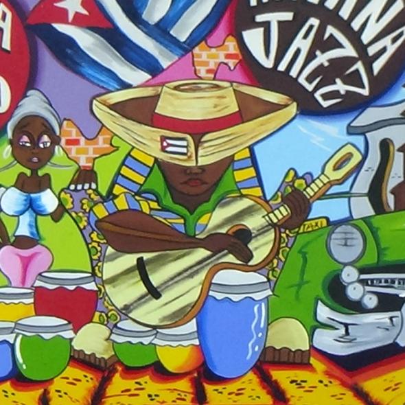 5 canciones sobre Cuba