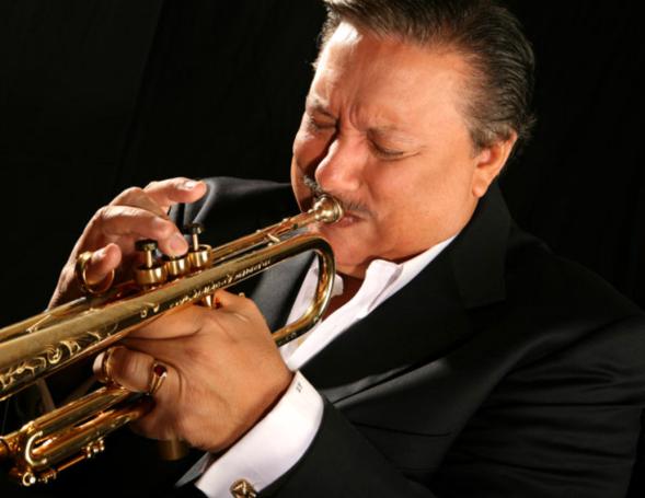 El trompetista cubano Arturo Sandoval